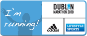 I'm running the 2010 Dublin Marathon